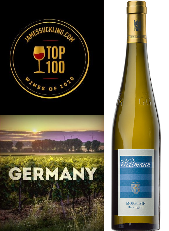 Top Wines of Germany 2020 MORSTEIN 2019